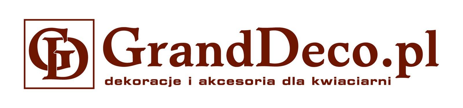 Granddeco, Dekoracje i akcesoria dla kwiaciarni, Przeźmierowo