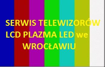 Serwis telewizorów LCD, Wrocław