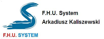 System Kaliszewski Arkadiusz, F. H. U., Rypin