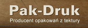 Pak-Druk Producent Opakowań Tekturowych, Os. fiz., Rybnik
