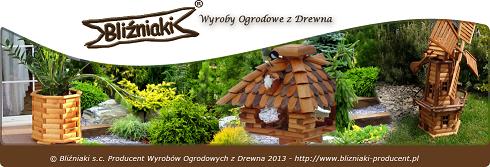 Bliźniaki Wyroby Ogrodowe z Drewna, S.C., Nowe Miasteczko