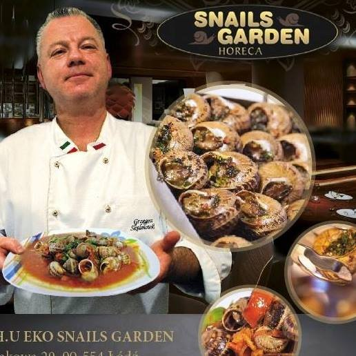 Eko Snails Garden, P.P.H.U., Pasłęk