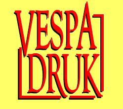 Vespa Druk, Warszawa
