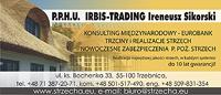 Irbis-Trading, P.P.H.U., Trzebnica