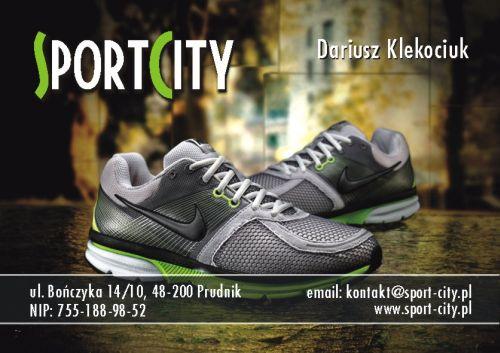 Sportcity Dariusz Klekociuk, PPH, Prudnik