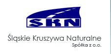 Śląskie Kruszywa Naturalne, Sp. z o.o., Krapkowice