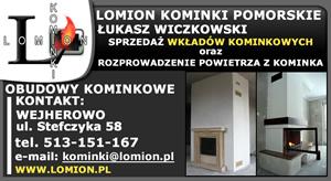 Lomion Komniki Pomorskie Łukasz Wiczkowski, Z.P., Wejherowo