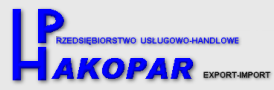 Hakopar Eksport-Import, P.U.H., Ozimek