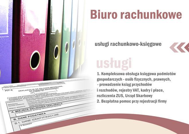 Biuro Rachunkowo - Księgowe, S.C., Malbork