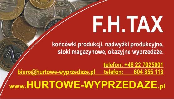 Tax, F.H., Wola Mrokowska