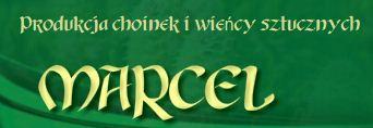 Marcel, Producent Sztucznych Choinek i Wieńcy, P. P. H., Koziegłowy