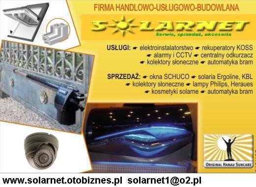 Solarnet, z.p., Brzeziny
