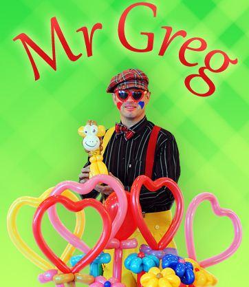 Mr Greg,baloniarz, Os. Fiz., Sławno