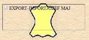 Józef Maj Export- Import, Z.P., Nowy Targ
