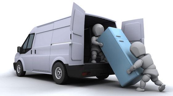 Zamówienie Przewóz ładunków