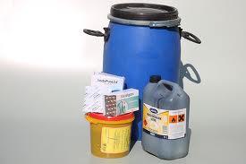 Zamówienie Utylizacja odpadów chemicznych i niebezpiecznych