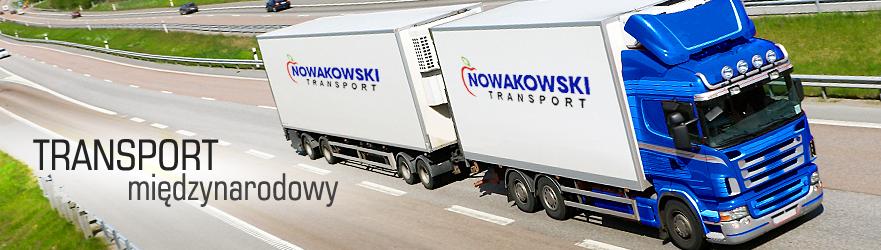 Zamówienie Transport w kontrolowanej temperaturze
