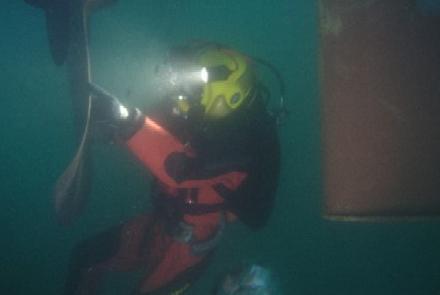 Zamówienie Podwodne prace przy układaniu światłowodów