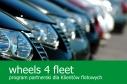 Zamówienie Obsługa flot - program wheels 4 fleet