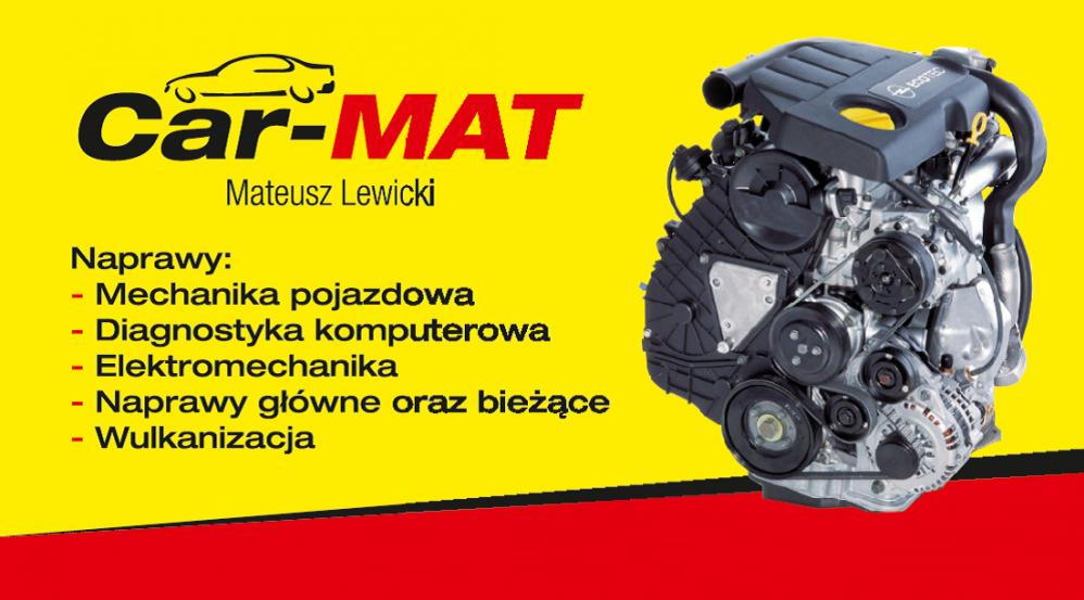 Zamówienie Oferta Warsztatu car-matWarsztat samochodowy Białystok