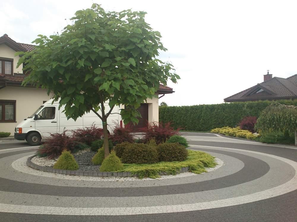 Zamówienie Projektowanie i urządzanie ogrodów