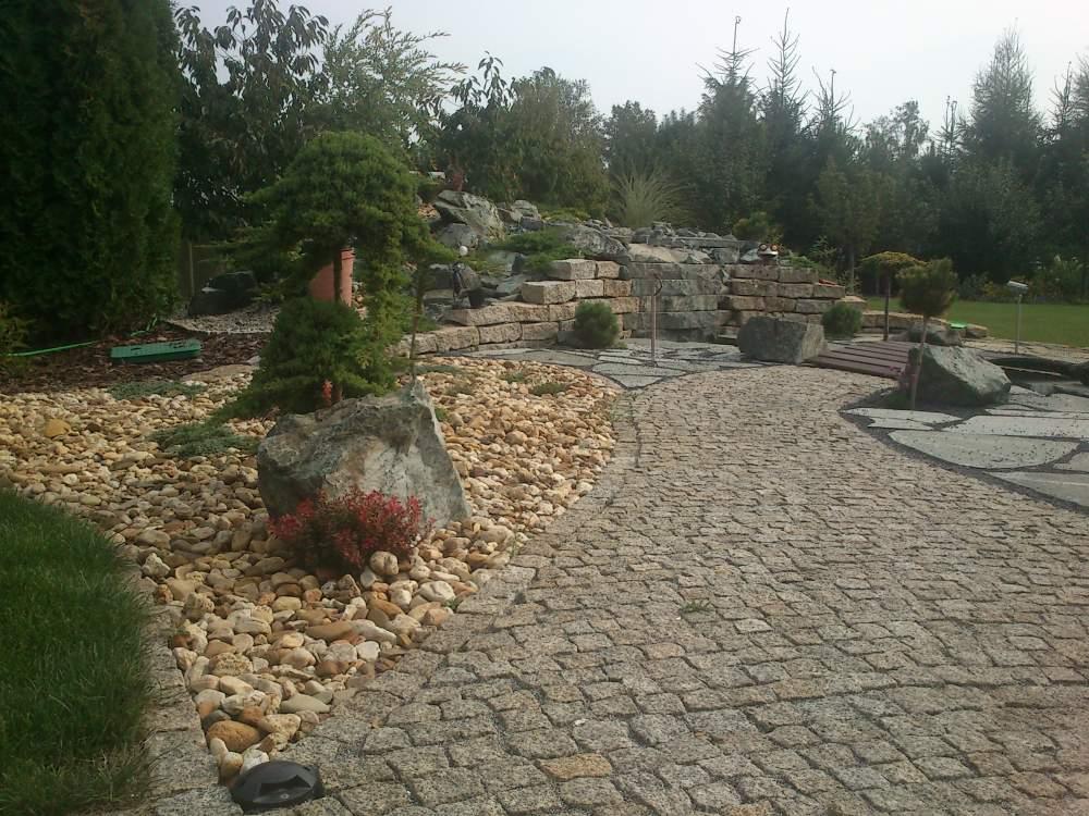 Zamówienie Aranżacja ogrodów