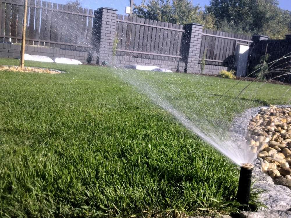 Zamówienie System automatycznego nawadniania ogrodów