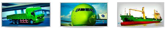Zamówienie Międzynarodowy lotniczy transport ładunków.