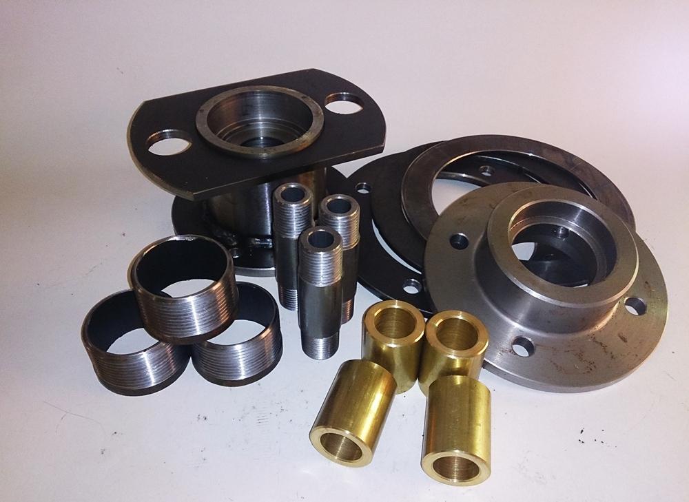 Zamówienie Obróbka skrawaniem CNC,frezowanie,toczenie,gwintowanie,spawanie MIG i TIG