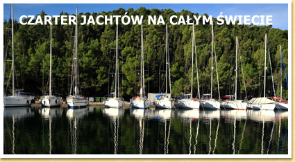 Zamówienie Czarter jachtów.
