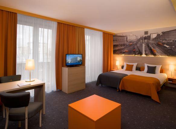 Zamówienie Hotel w centrum Warszawy