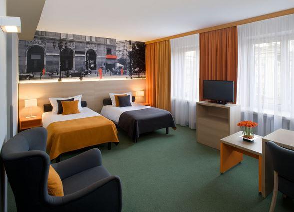 Zamówienie Hotel Warszawa