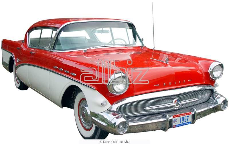 Zamówienie Renowacja samochodów