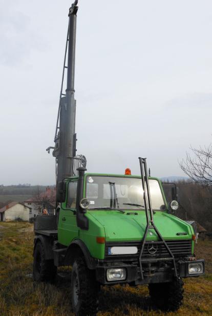 Zamówienie Usługi wiercenia studni głębinowych profesjonalnym sprzętem