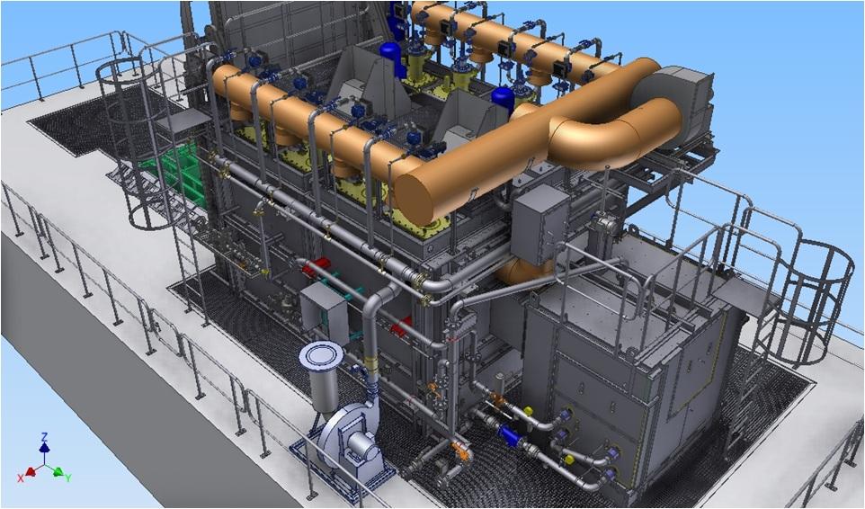 Zamówienie Projekty inżynierskie