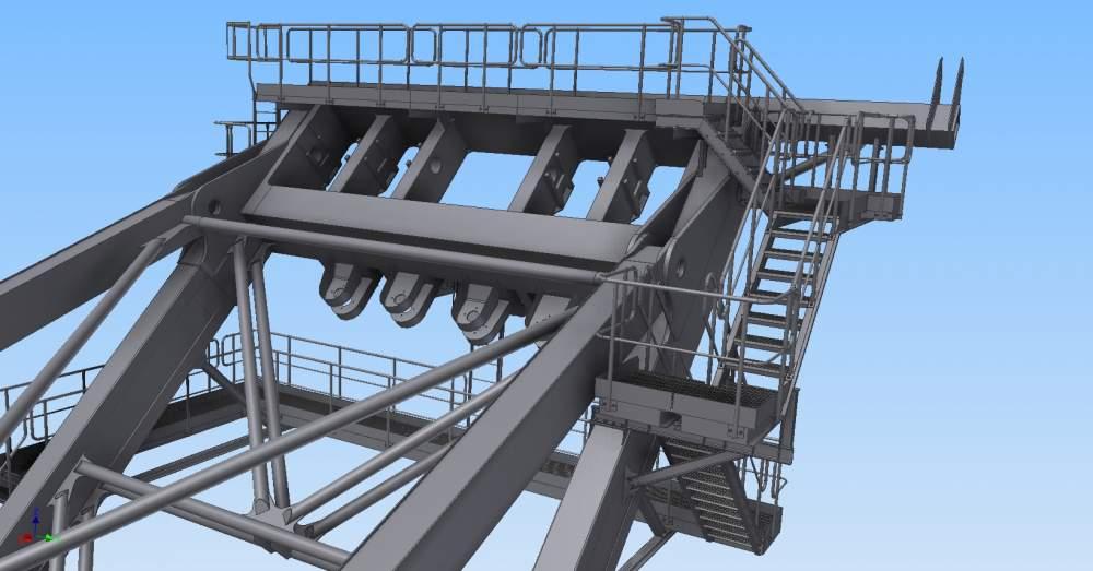 Zamówienie Projektowanie urządzeń dla górnictwa odkrywkowego