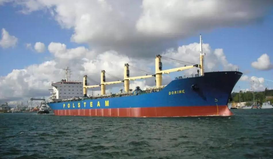 Zamówienie Konwersje i przedłużenia statków morskich