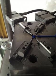 Zamówienie Obróbka metalu oraz grafitu na centrach frezarskich CNC