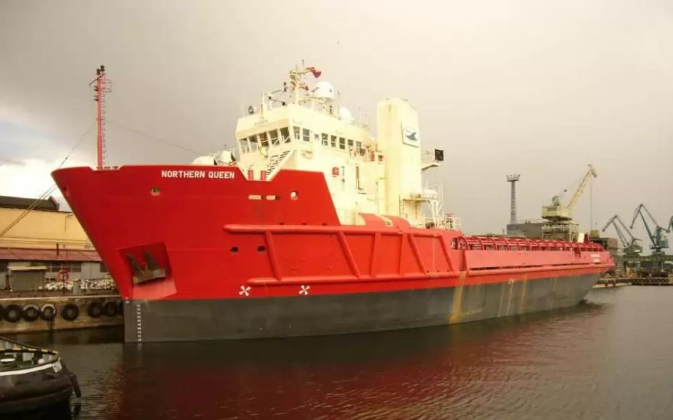 Zamówienie Remonty statków handlowych i specjalistycznych
