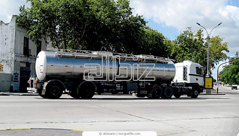 Zamówienie Transport ładunków.