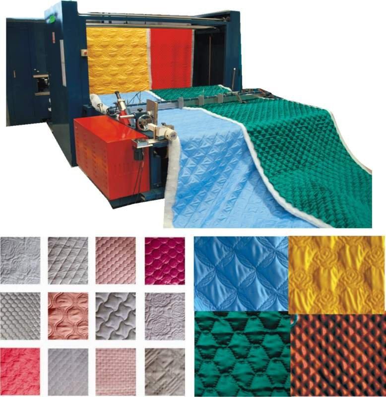 Zamówienie Pikowanie tkanin, metodą ultradźwiękową, zgrzewanie włóknin, włóknin membranowych, tkanin syntetycznych, ocieplaczy