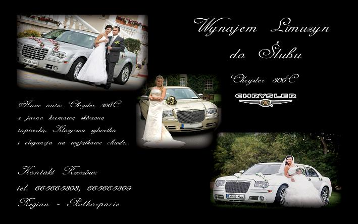 Zamówienie Auto na ślub Rzeszów