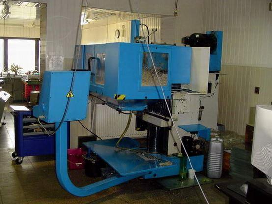 Zamówienie Frezowania CNC