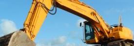 Zamówienie Leasing sprzętu budowlanego