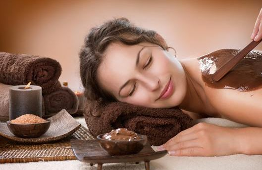 Zamówienie Masaż czekoladowy
