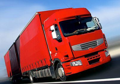 Zamówienie Transport towarów na terenie całego kraju