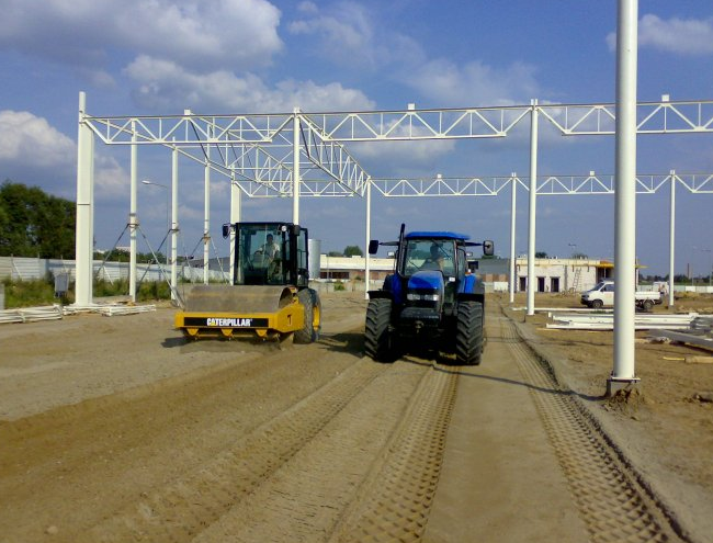 Zamówienie Roboty drogowe i budowlane