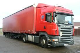 Zamówienie Transport ładunków krajowy i międzynarodowy