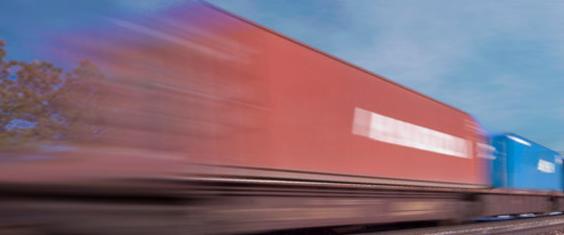 Zamówienie Transport kolejowy kontenerów