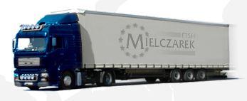 Zamówienie Transport towarów łatwo psujących się